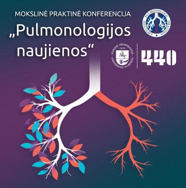 """MOKSLINĖ - PRAKTINĖ KONFERENCIJA """"Pulmonologijos naujienos"""" 2019-11-29, Šiauliai"""